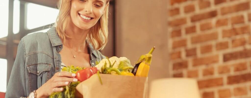 You Are What You Eat -- and Good Nutrition Can Help You Feel Good